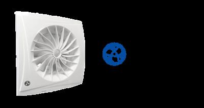 Blauberg badkamerventilatoren