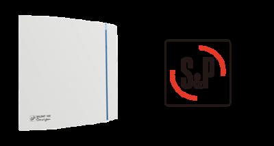 S&P design badkamerventilatoren
