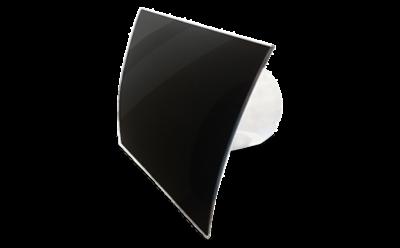 GLAS - glanzend zwart