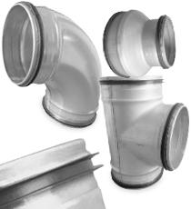 Spiro hulpstukken SAFE voor ventilatie