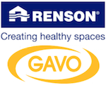 Renson en Gavo overdrukroosters voor afzuigkap dampkap